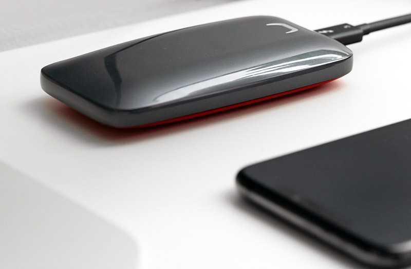 Накопитель Samsung X5