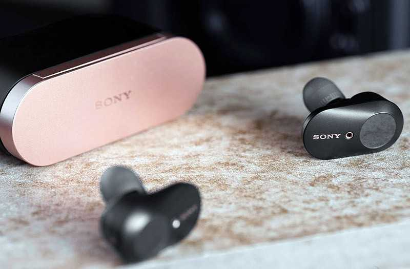 Обзор Sony WF-1000XM3