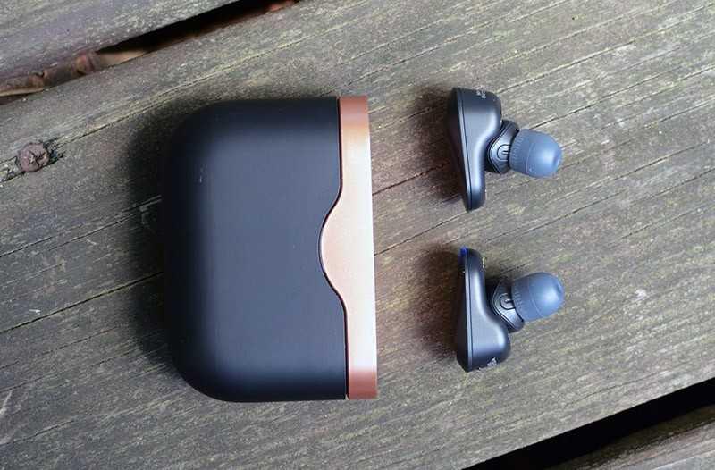 Sony WF-1000XM3 обзор