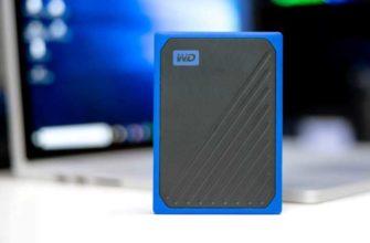 Обзор WD My Passport Go портативного SSD — Отзывы TehnObzor
