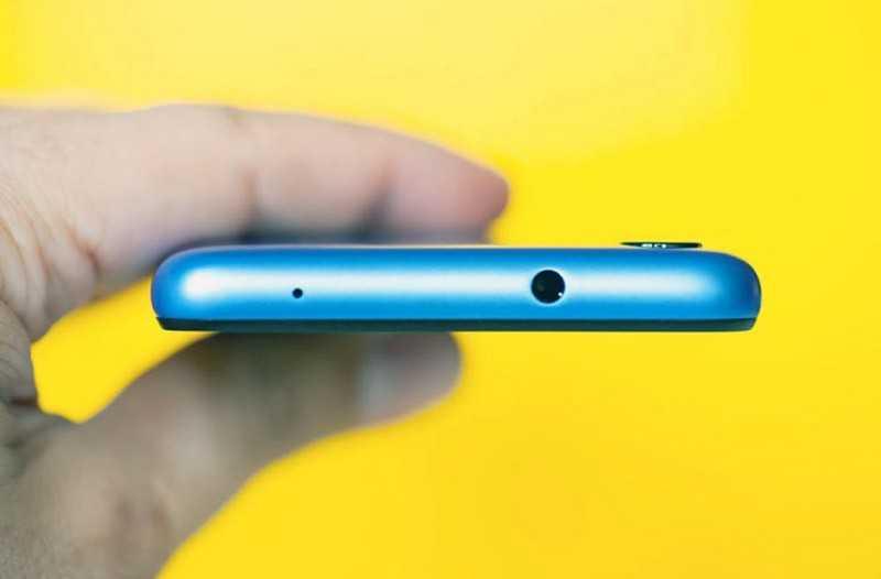Xiaomi Redmi 7A разъём 3,5 мм