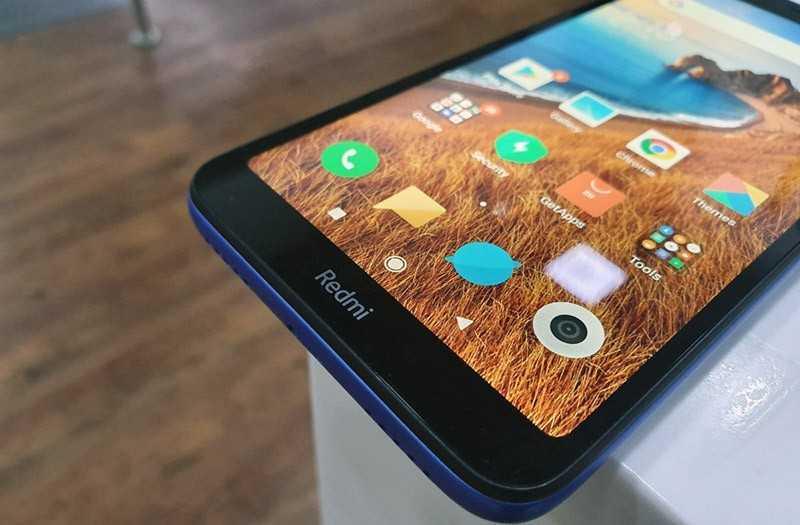 Xiaomi Redmi 7A особенности