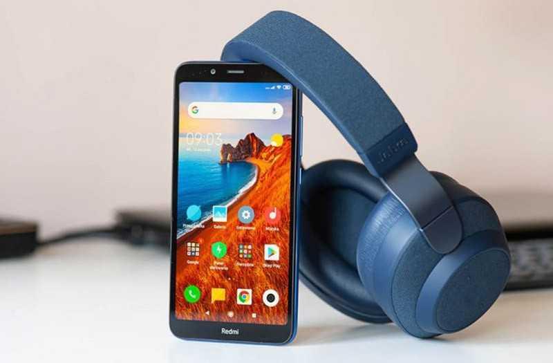 Xiaomi Redmi 7A звук