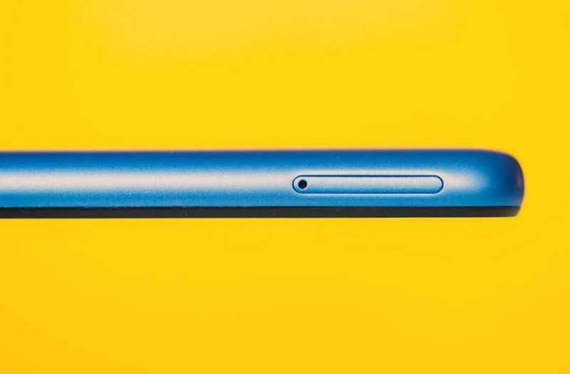 Xiaomi Redmi 7A слот