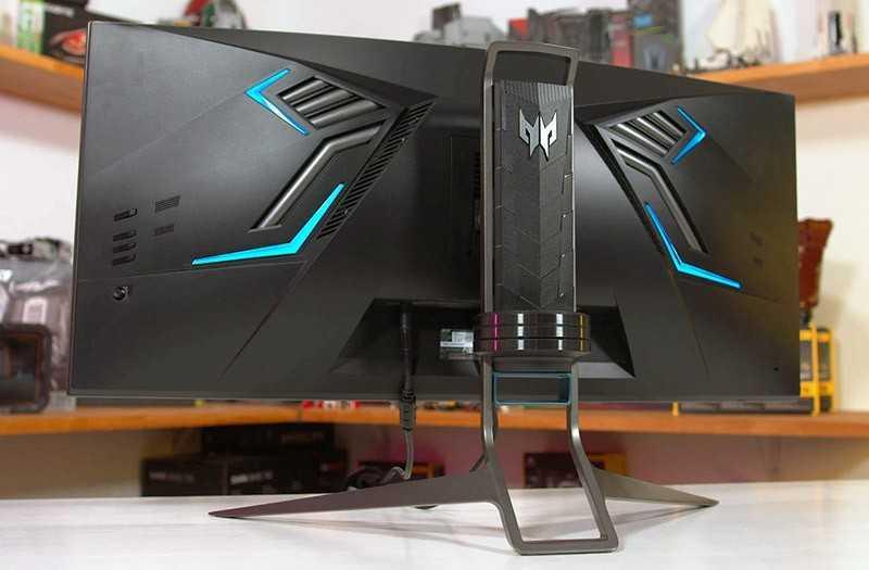 Обзор Acer Predator X35