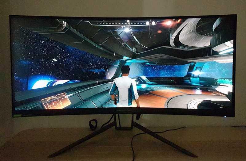 Acer Predator X35 игровой монитор