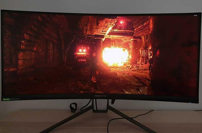 Acer Predator X35 геймерский монитор