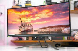 Обзор Acer Predator X35 игрового монитора — Отзывы TehnObzor
