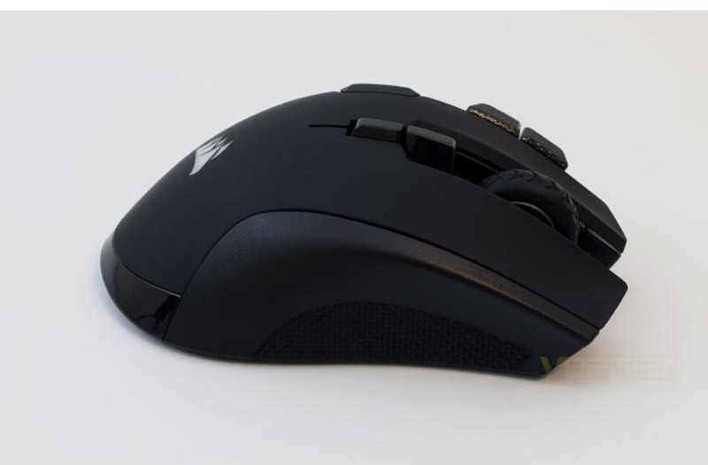 Corsair IronClaw RGB Wireless профиль