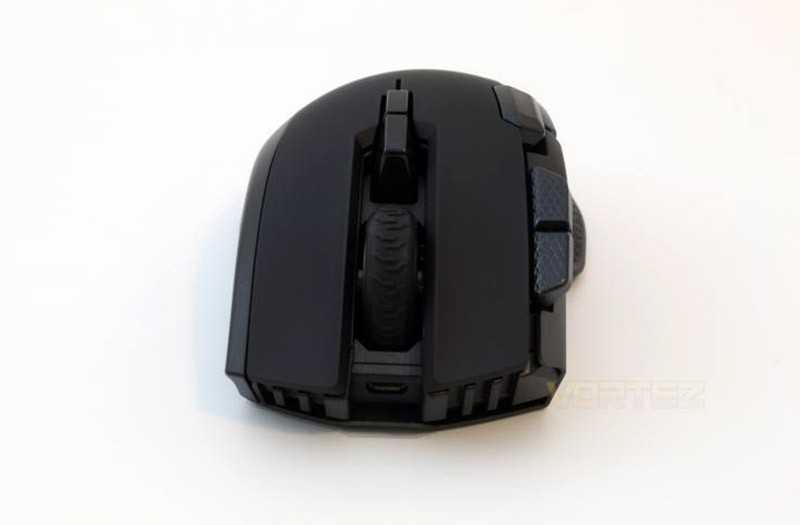 Corsair IronClaw RGB Wireless мышь