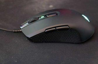 Обзор Corsair M55 RGB Pro: симметричной игровой мышки — Отзывы TehnObzor