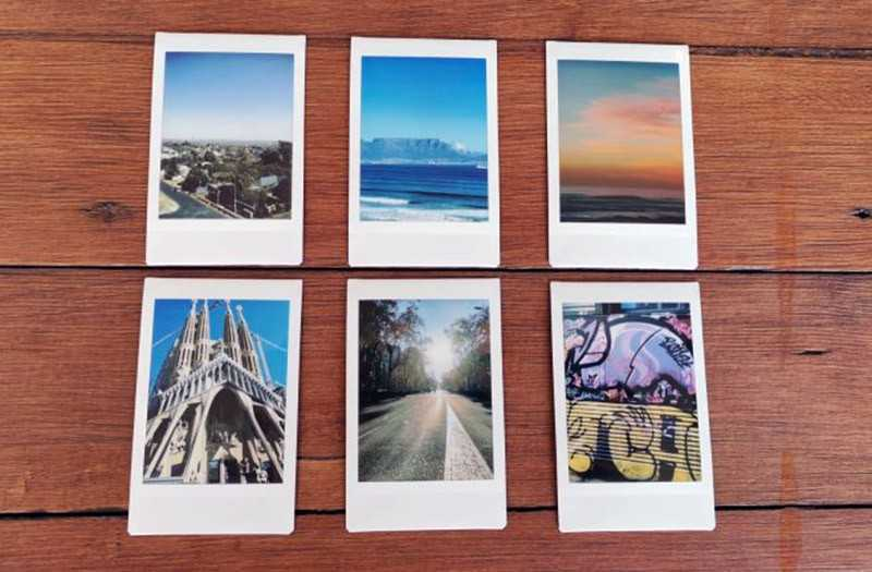 Fujifilm Instax Mini LiPlay фото