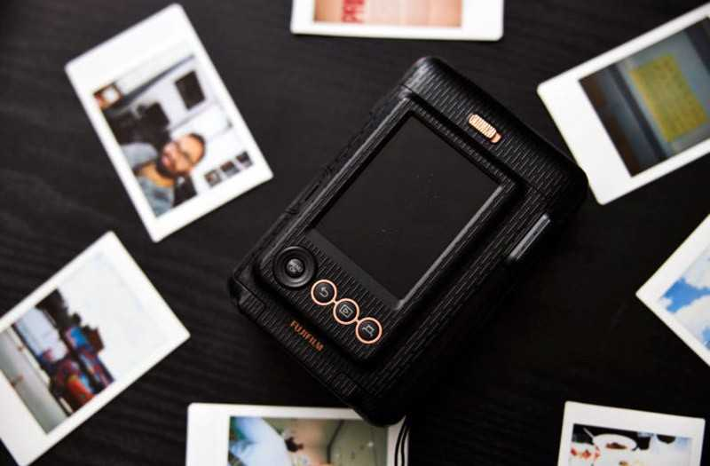 Тест Fujifilm Instax Mini LiPlay