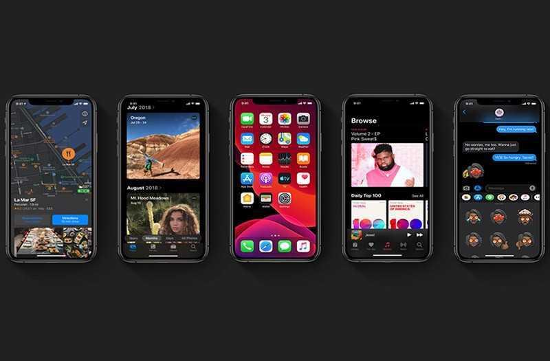 Практический обзор iOS 13