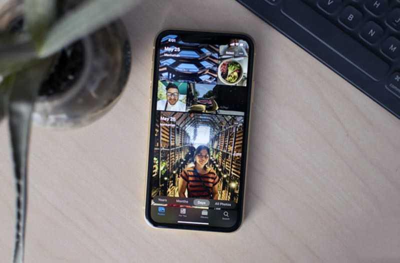iOS 13 редактор фото