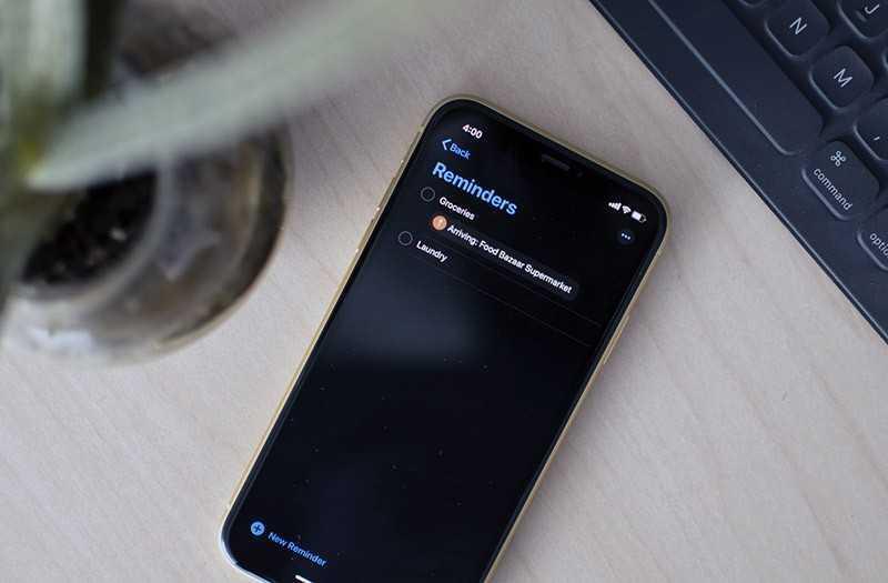iOS 13 обзор