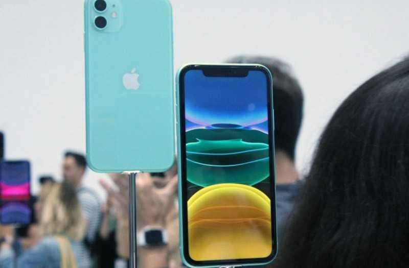 iPhone 11 обзор