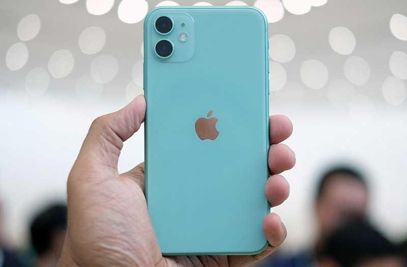 Характеристики iPhone 11