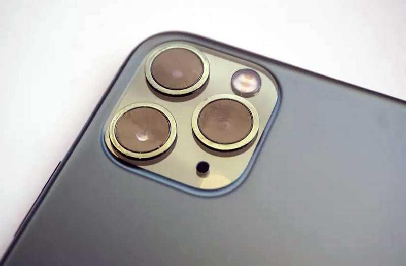 iPhone 11 Pro и iPhone 11 Pro Max камеры