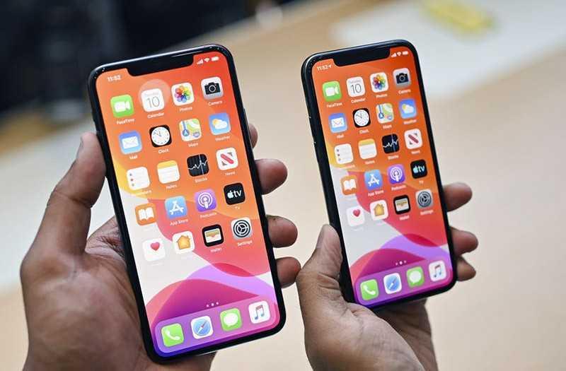 iPhone 11 Pro и iPhone 11 Pro Max дизайн