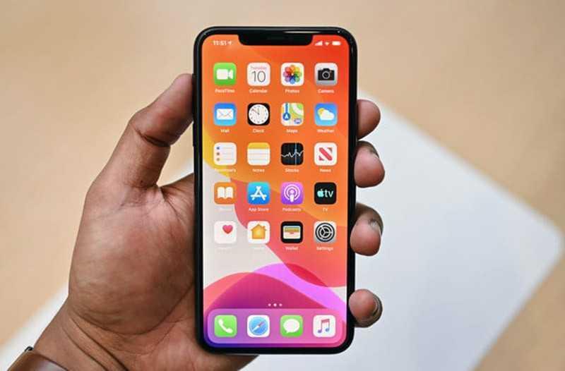 iPhone 11 Pro и iPhone 11 Pro Max экран
