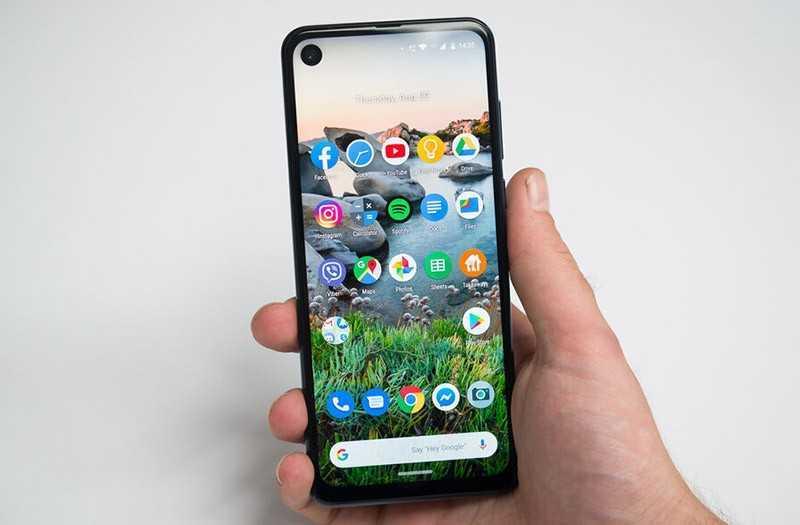 Motorola One Action производительность