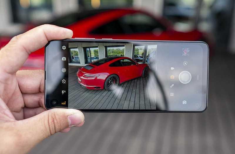 Motorola One Action камера