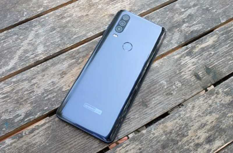 Motorola One Action дизайн