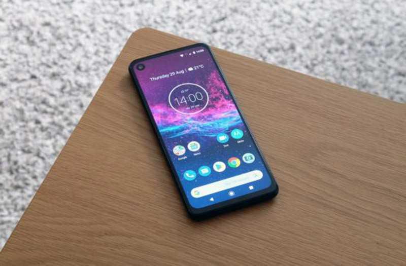 Motorola One Action внешний вид