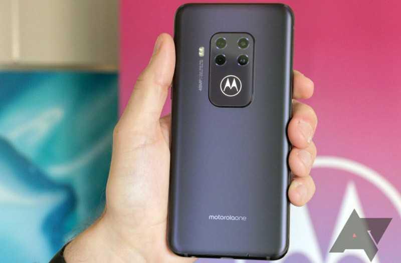 Характеристики Motorola One Zoom