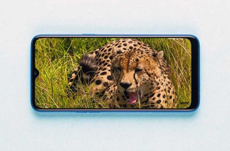 Realme 5 дисплей