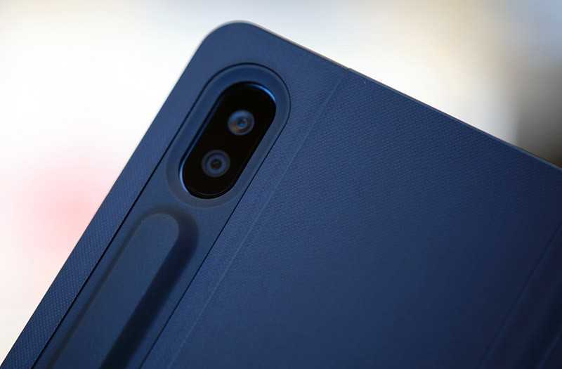 Samsung Galaxy Tab S6 камеры