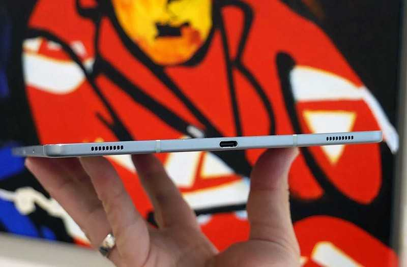 Samsung Galaxy Tab S6 автономность