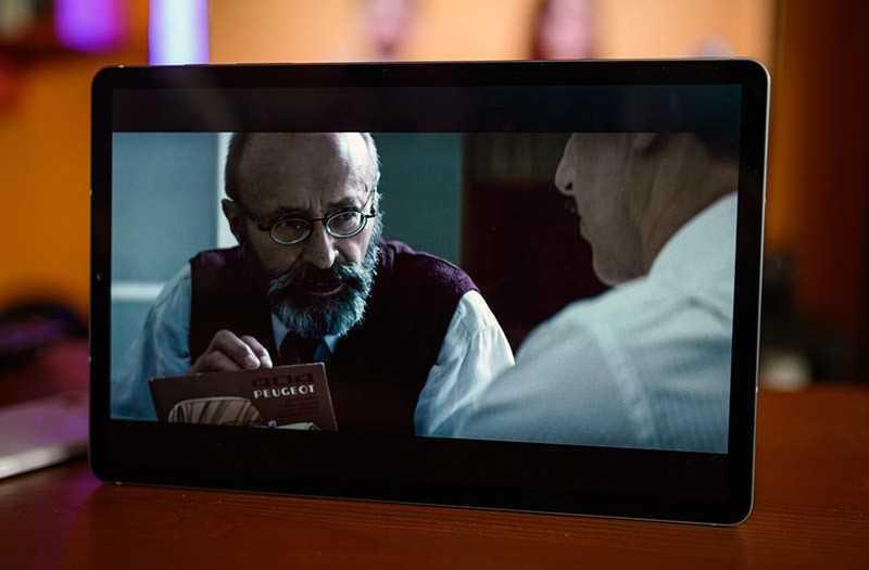 Экран Samsung Galaxy Tab S6