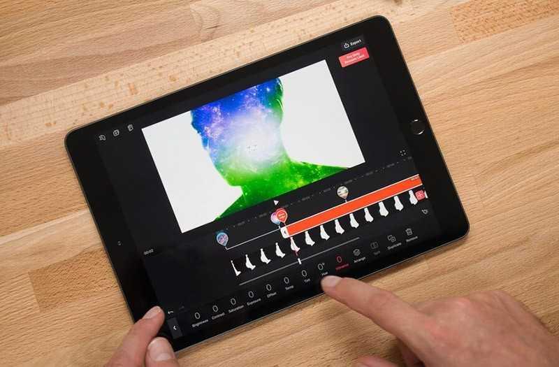 iPad 10.2 в работе