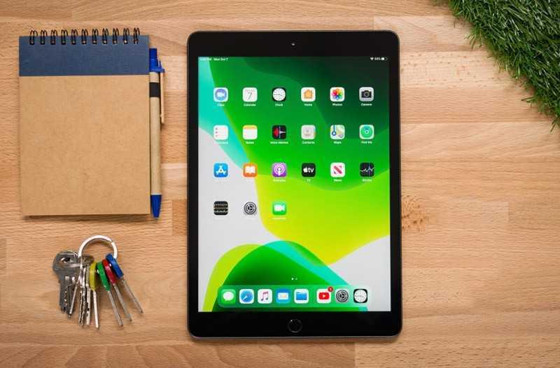 iPad 10.2 на практике