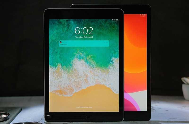 iPad 10.2 отзывы