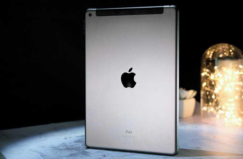 iPad 10.2 дизайн