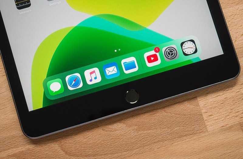 iPad 10.2 производительность
