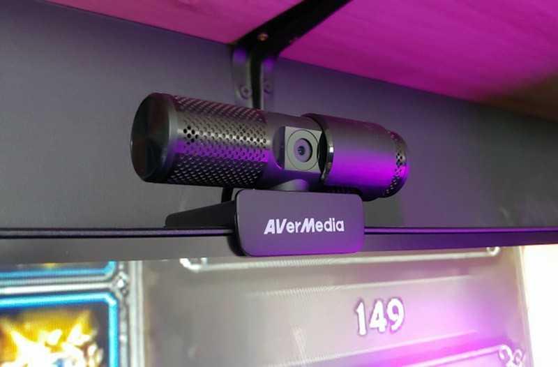 Камера AVerMedia Live Streamer CAM 313