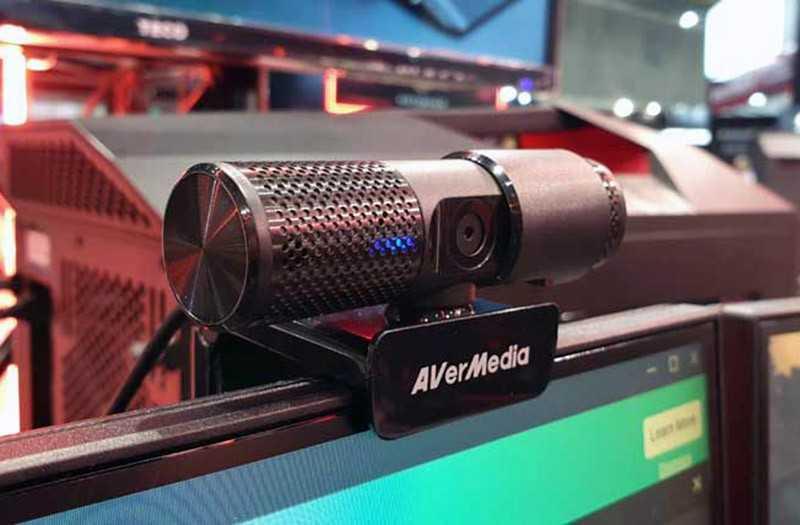 AVerMedia Live Streamer 311 камера