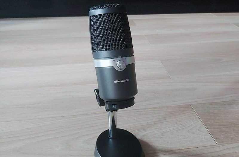 AVerMedia AM310 микрофон
