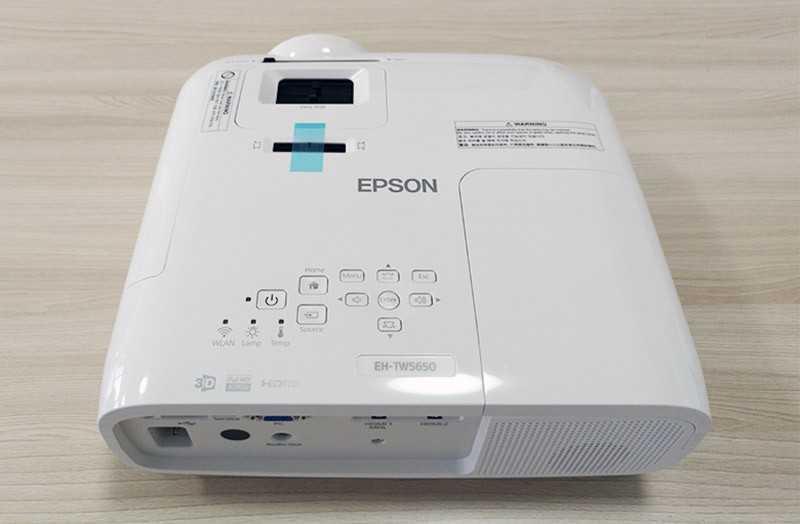 Epson EH-TW5650 дизайн