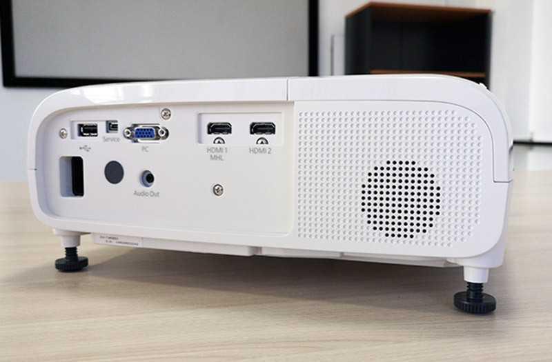 Epson EH-TW5650 порты