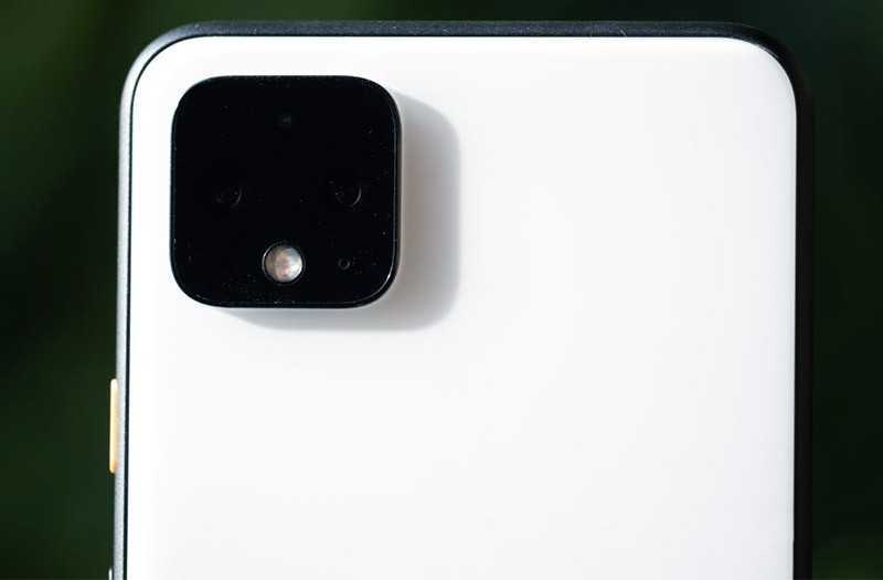 Камеры Google Pixel 4
