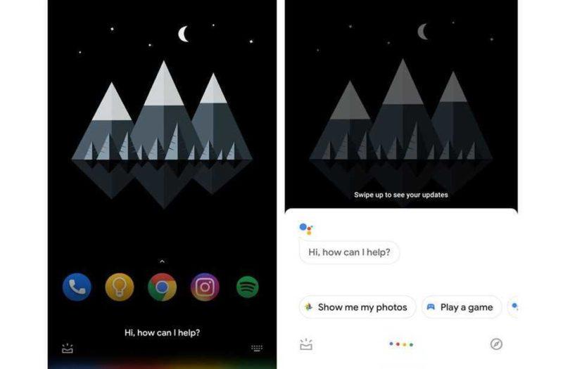 Google Pixel 4 голосовой помощник
