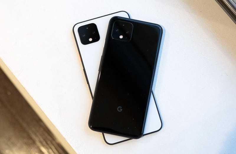 Google Pixel 4 качество съёмки