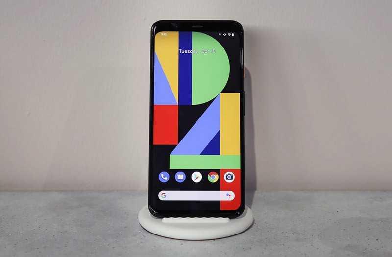 Новый Google Pixel 4