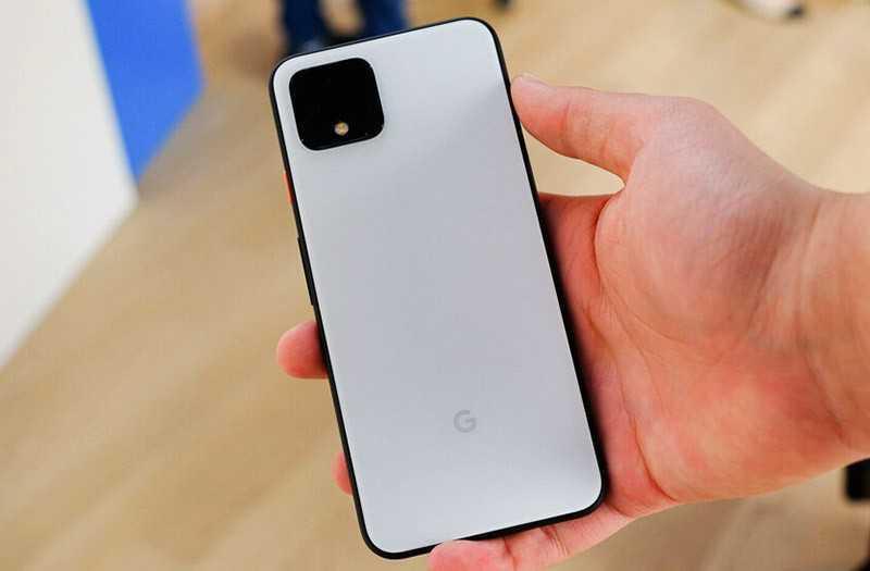 Google Pixel 4 безопасность
