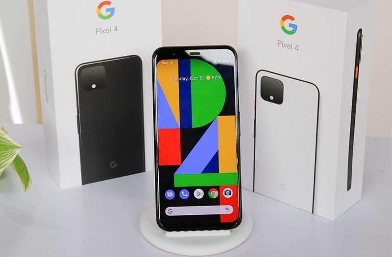 Сравнение характеристик Google Pixel 4 и 4 XL